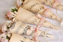音楽ウェディング