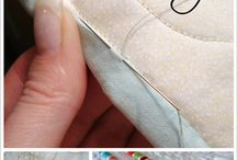 Quilting by hand tips