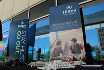 Hilton Go Out / Stay up to date on travel ideas, unique offers and upcoming events at http://goout.hilton.com.