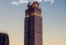 Bucket list - new york