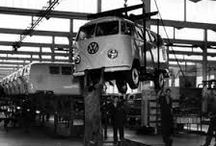 Classic VW Factory Photos