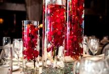Red wedding / Natalie & Brian