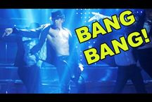 "Hrithik Roshan's TRIBUTE To Michael Jackson In ""Bang Bang The Song"""