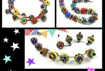 Lyn Foley: The Fiesta Collection - Glass Jewelry / Life is a party - dress for it with The Fiesta Collection Jewelry