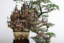 盆栽 テラリウム