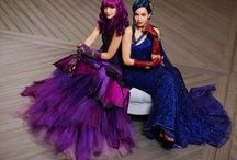 Disney mal and evie at descendants