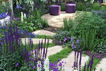 Jardin / Tuin Bagnols-en-Forêt