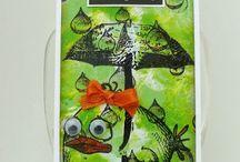Crazy Birds Ideas / Stamping Ideas on Crazy Bird Stamps