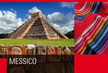 Messico / Una terra dove le sorprese si moltiplicano, fra i suoi colori e la magia che racchiude!