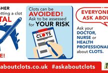 Graphics for World Thrombosis Day