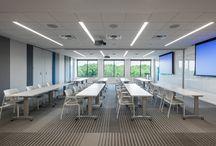 Classroom Furniture and Design Ideas / Furniture and design ideas for the classrooms