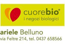 Ariele Belluno / Supermercato specializzato nella vendita di prodotti alimentari biologici certificati, al fine di costruire e salvaguardare la salute delle persone e della natura che ci circonda.