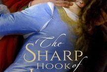 The Sharp Hook of Love: A Novel of Heloise and Abelard / For all information relating to the book, author, giveaways, and more!