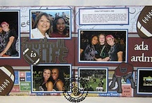 Scrapbooking / by Tammy Bell