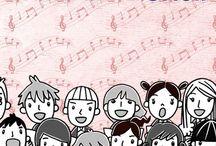 Musiikki Laulaminen