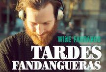 Carteles Wine Fandango / Los carteles más fandagueros