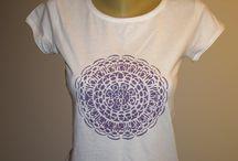 Etsy Yoga T-shirts