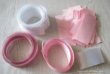 конфетные букетики