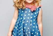 ropa infantil / by Natalia Campo