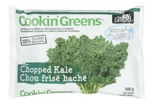 Our Products / Dark. Leafy. Greens. We're all about kale, collards, spinach, rapini and other dark-green leafy vegetables. Find us in the freezer section!