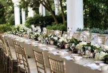 COUNTRY CLUB WEDDINGS / Country Club Wedding Inspiration   Country Club Wedding Ideas   Country Club Wedding Decorations