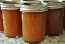 Marmalades,  I love making them, give them as gifts and eat them!