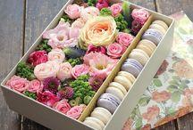 kvety, kytice inspiracia
