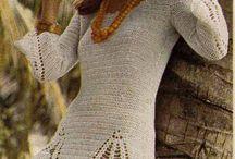 rochii crosetate