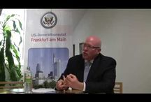 Deputy Chief of US. Mission Germany, Mr. James Melville