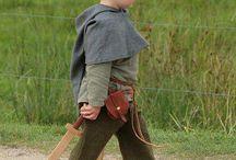 středověk děti
