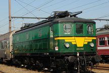 oldtimer trains