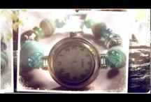 Video tutorials / My craft and handmade jewelry tutorials with A Touch of Sparkle by Monica. www.sparklebymonica.com