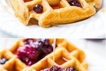 Breakfast  / by Katrina Rousseau