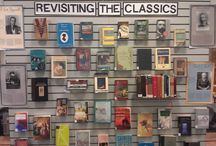 Library Displays / Library display ideas