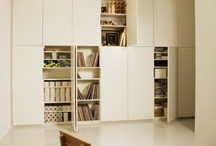 Storage is the new Black / Storage. Making the most out of small appartments without loosing it totally.