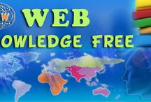 Web Knowledge / Free Knowledge of Web and Internet Technology, Tutorial, popular websites,news and information