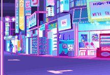 Street anime