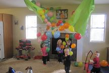 2015 Noon Years Eve Kid Party / New Year's Eve for toddlers / by Stacy Kuba