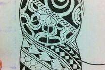 Tatuajes Samoanos