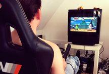 Thuis - Gameroom/ Werkplek