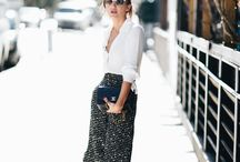 """Culotte galore / """"Culottes"""" the most versatile piece of clothing...any occasion and any body type"""