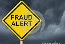 Fraude / Todas las imágenes relacionadas con fraude y cómo prevenirlo.