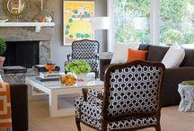 Living Room/Family Room Ideas / by Melissa Nichols