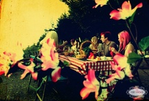 Woodland Banquet