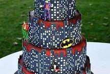 Cool cakes / by Rebecka Gaydos