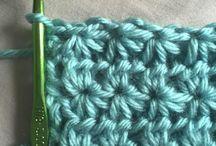 Tejidospolerasa crochet