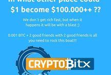Bitcoin / Bitcoin verdienen mit verschiedenen Programmen.