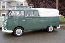 VW Pickup / by MacKayla Testerman