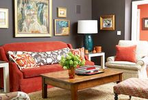 Living Room Inspiration / by Erin Johnson