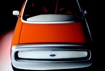 Futuristic Ford